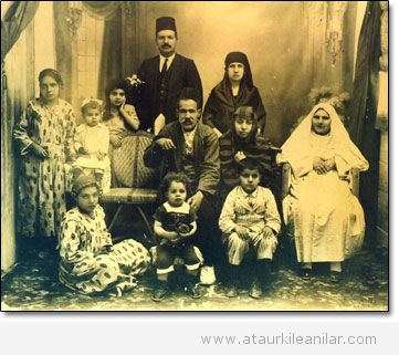 Atatürkün Çocukluk Anıları