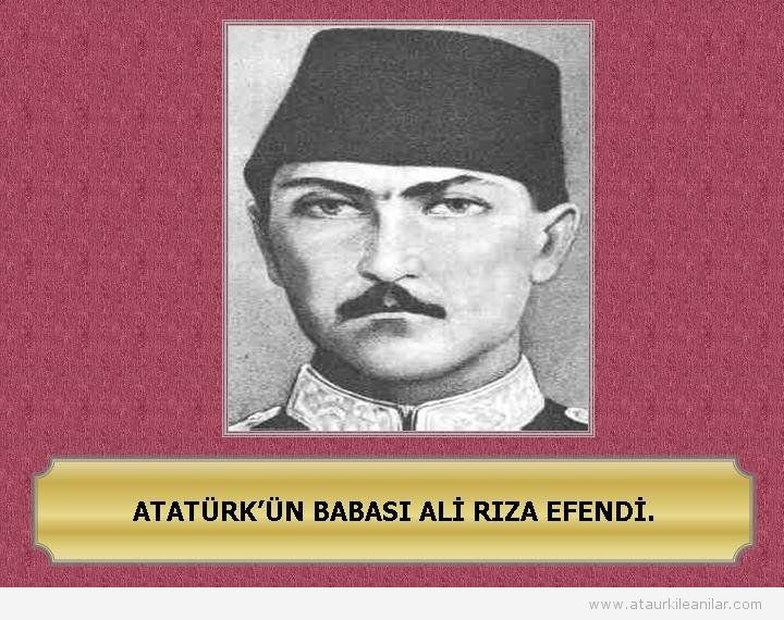 Kısa Atatürk Anıları