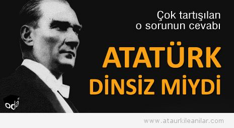 Atatürk Dinsiz Mi ? Video