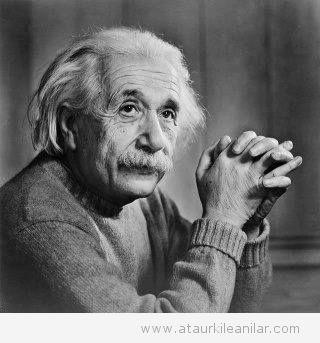 Einstein'ın ATATÜRK'E, Yazdığı Mektup!