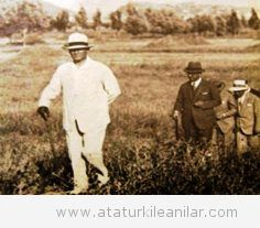 Atatürk ve Çiftçi Kanunu