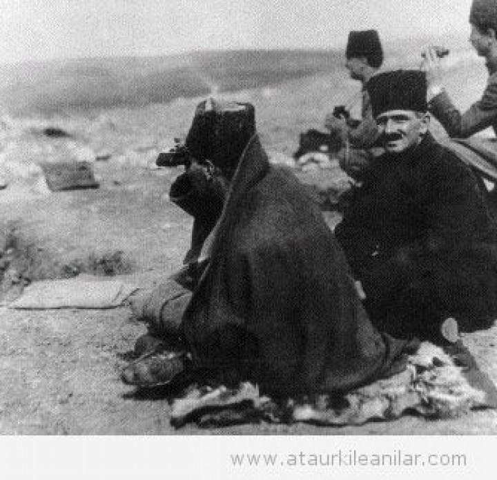 Atatürk'ün Sakarya Savaşı ile ilgili anıları